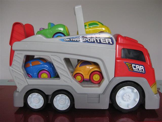 Car Transporter  340