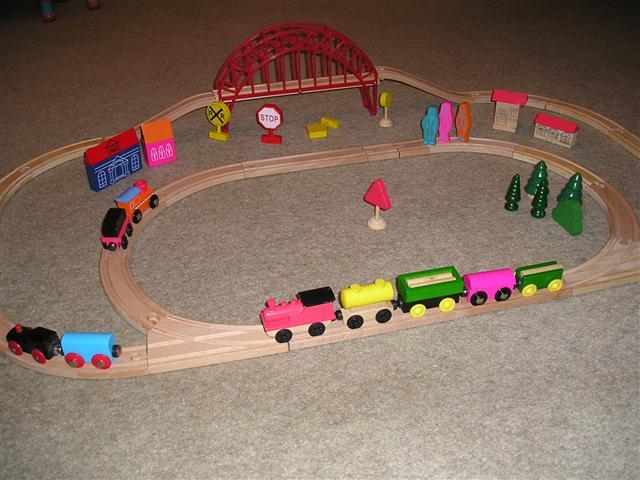 Brio Train  923