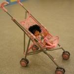 Doll's Stroller  890
