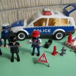 Police car  104