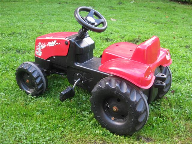 Red Tractor   470