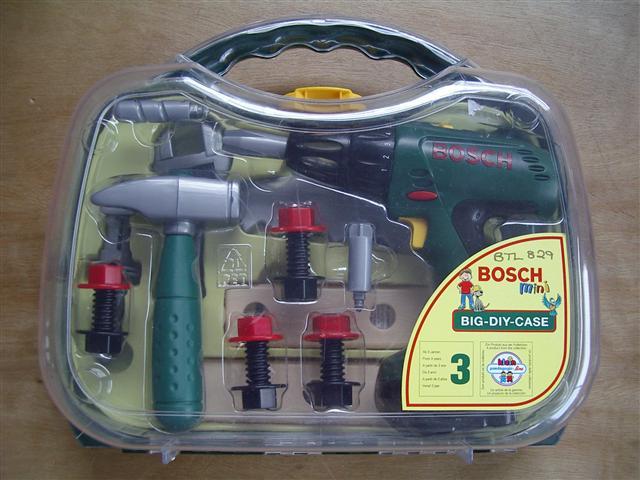 Tool Kit & Drill