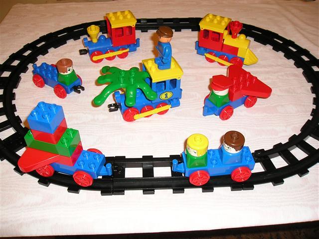 Duplo / Lego Railway  243