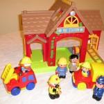 Fire Station  ELC 186