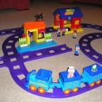 Happyland Trainshed 934