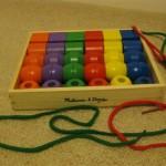 Threading Beads 453