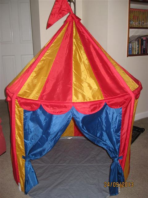 Circus Tent   392