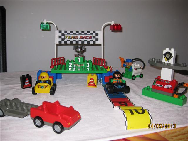 Duplo Team Race  830