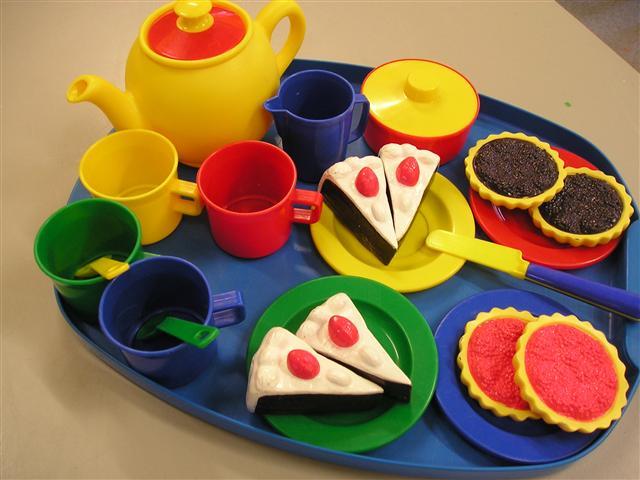 Tea  & Cakes 4