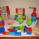 Mega Bloks  Wooden    654