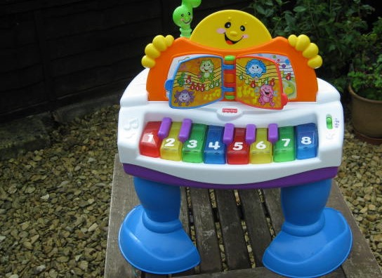 Activity piano