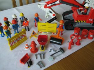 Playmobil Digger 490