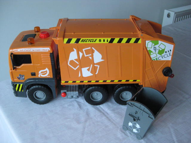 Recycling Truck 363